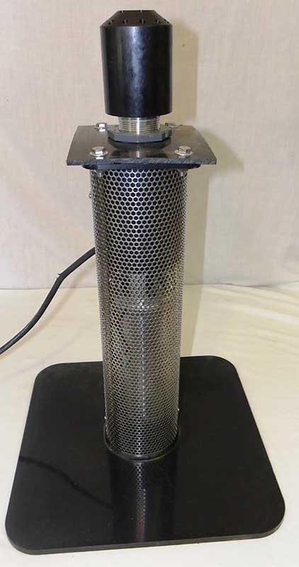 "1/3 Hp shallow pond fountain 20"" high"